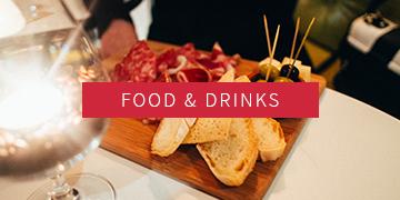 Greek Food and Drinks